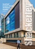 View our latest Sureclad<sup>&reg;</sup> ceramic granite fa&#231;ade brochure (Online PDF/page turning viewer)