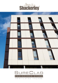 View our latest Sureclad® engineered stone façade brochure (Online PDF/page turning viewer)