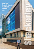 View our latest Sureclad® ceramic granite façade brochure (Online PDF/page turning viewer)