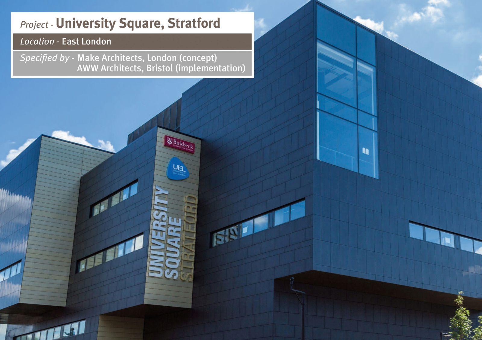Our Key Market Sectors Universities