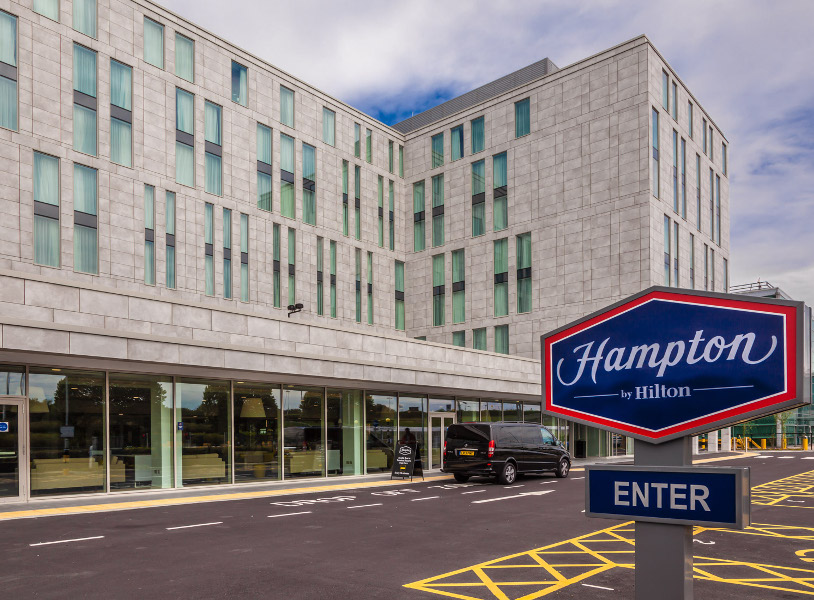 Hampton by Hilton Stanstead Airport