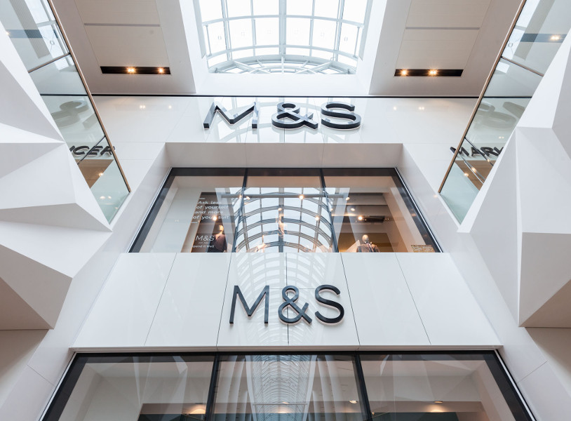 M & S Meadowhall